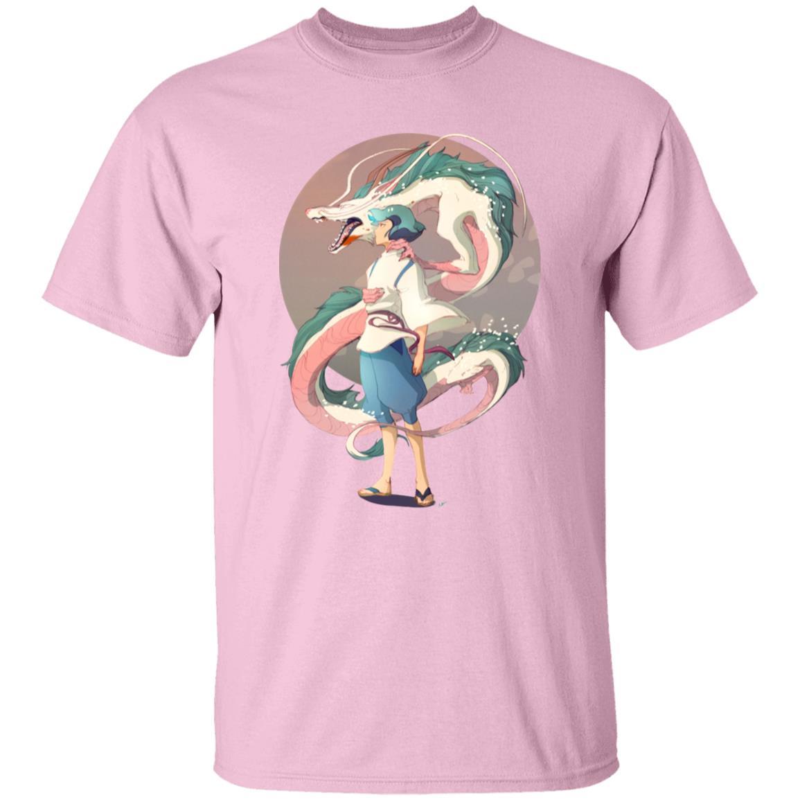 Haku and The Dragon T Shirt