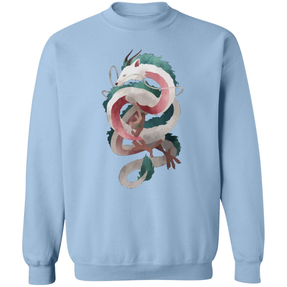 Spirited Away – Haku Dragon Sweatshirt Unisex