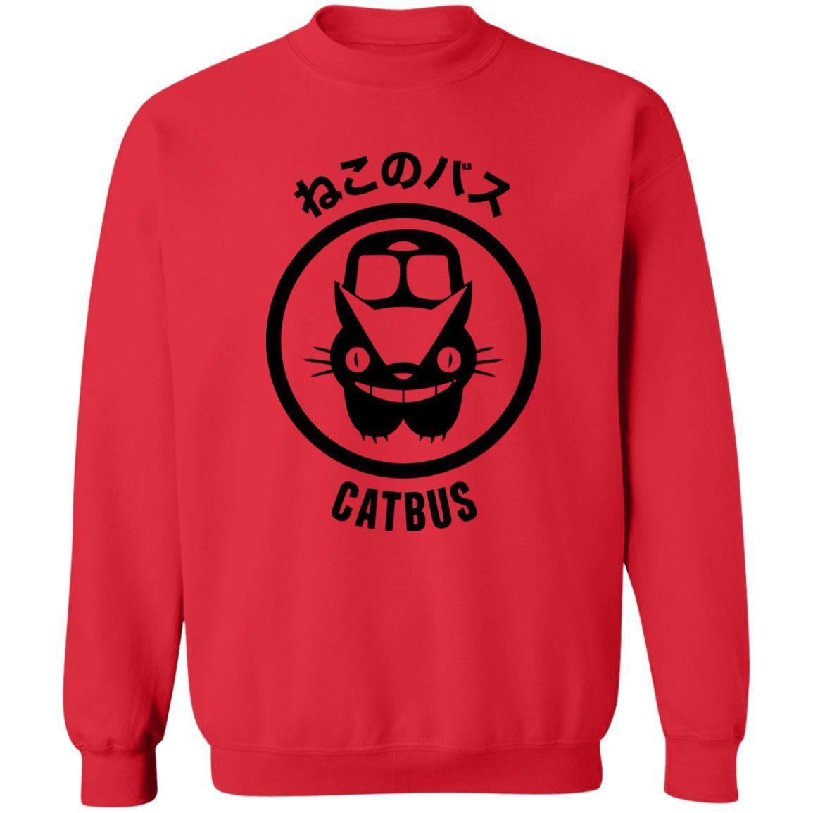 My Neighbor Totoro – Cat Bus Logo Sweatshirt