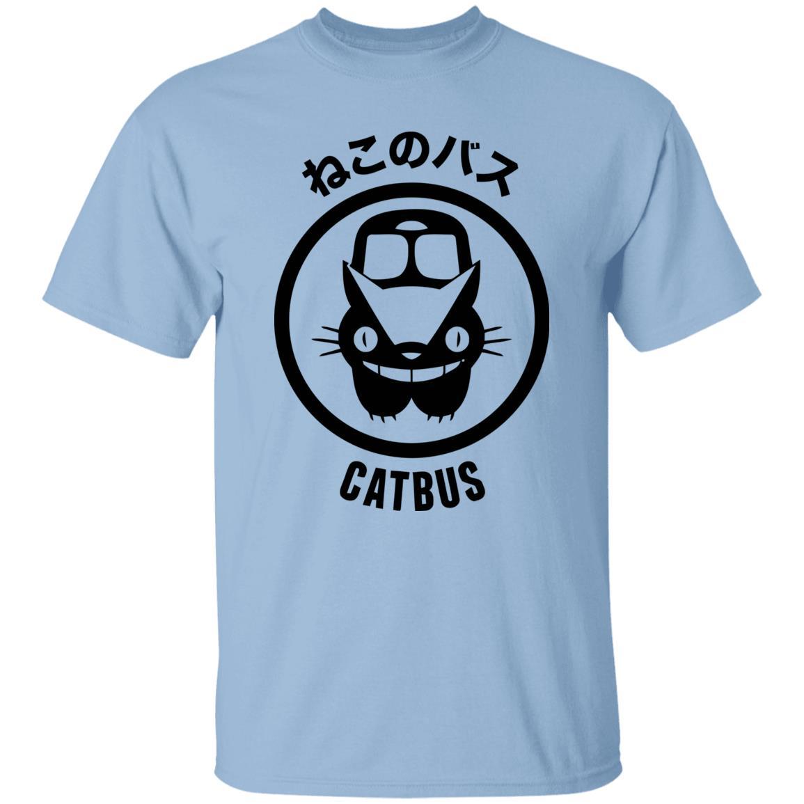 My Neighbor Totoro – Cat Bus Logo T Shirt