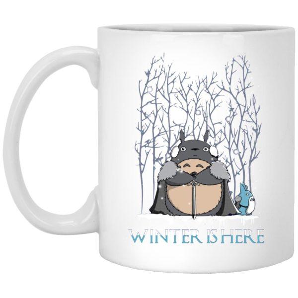 Princess Mononoke and The Wolf Cute Chibi Version Mug