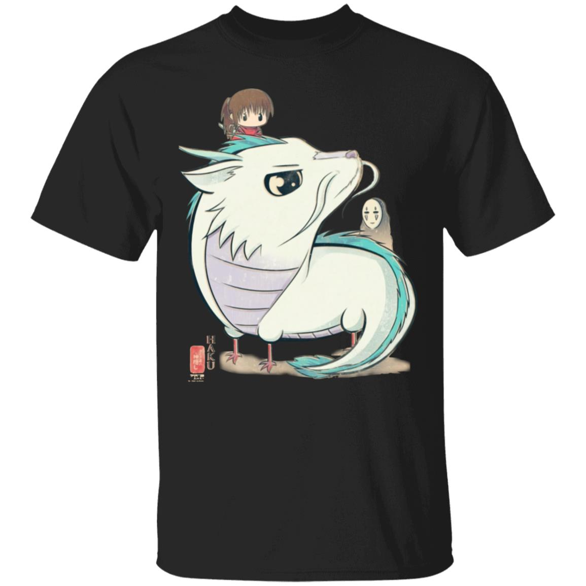 Spirited Aways Chibi T Shirt