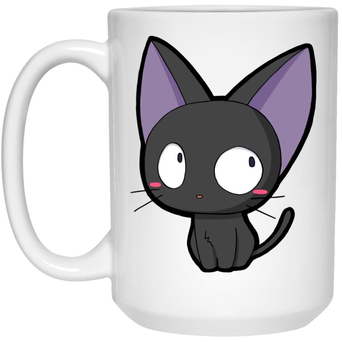 Kiki's Delivery Service – Jiji Chibi Mug