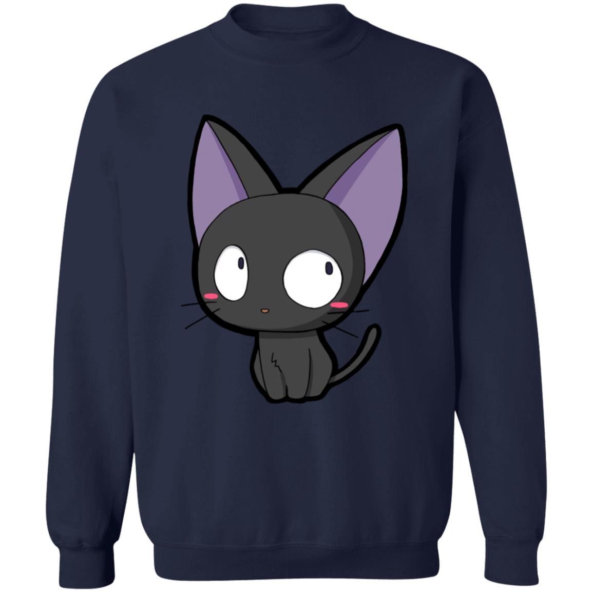 Kiki's Delivery Service – Jiji Chibi Sweatshirt