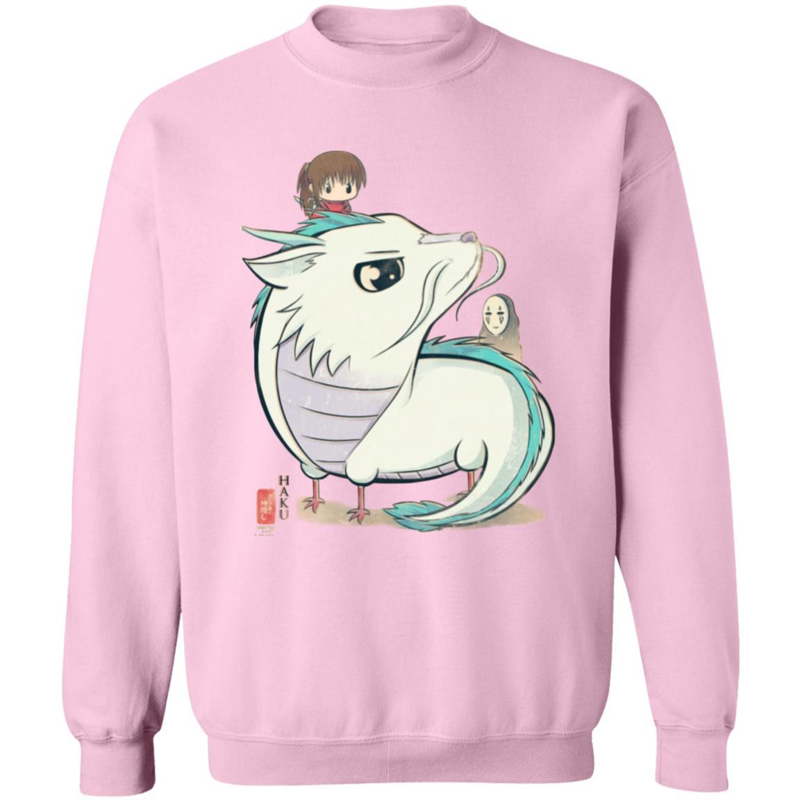 Spirited Aways Chibi Sweatshirt