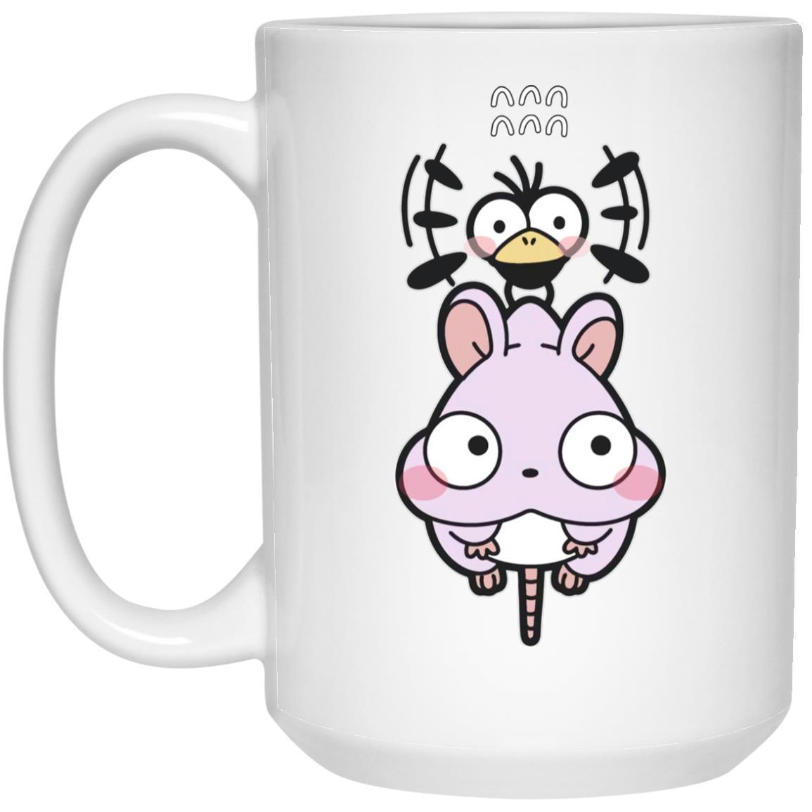 Spirited Aways – Boh Mouse Chibi Mug