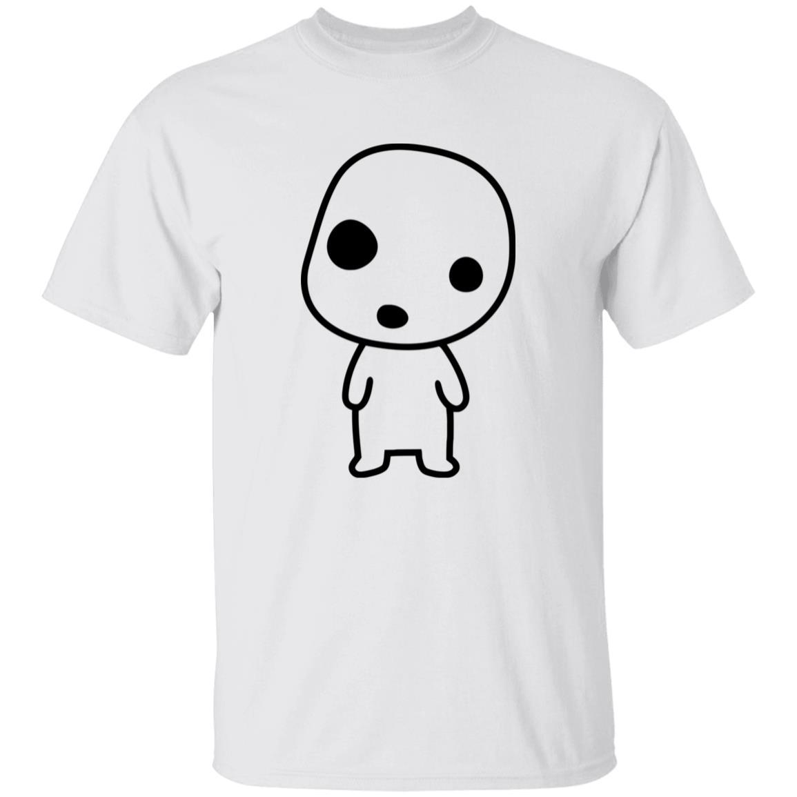 Princess Mononoke – Tree Spirit T Shirt Unisex