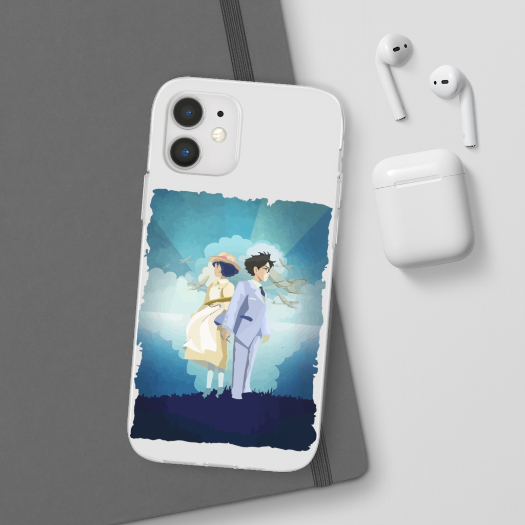 The Wind Rises Graphic iPhone Cases