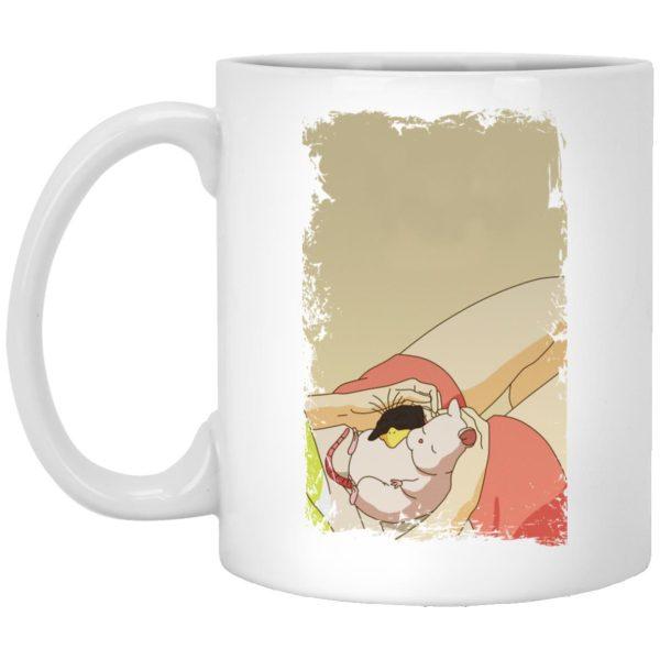 Spirited Away – Sleeping Boh Mouse Mug