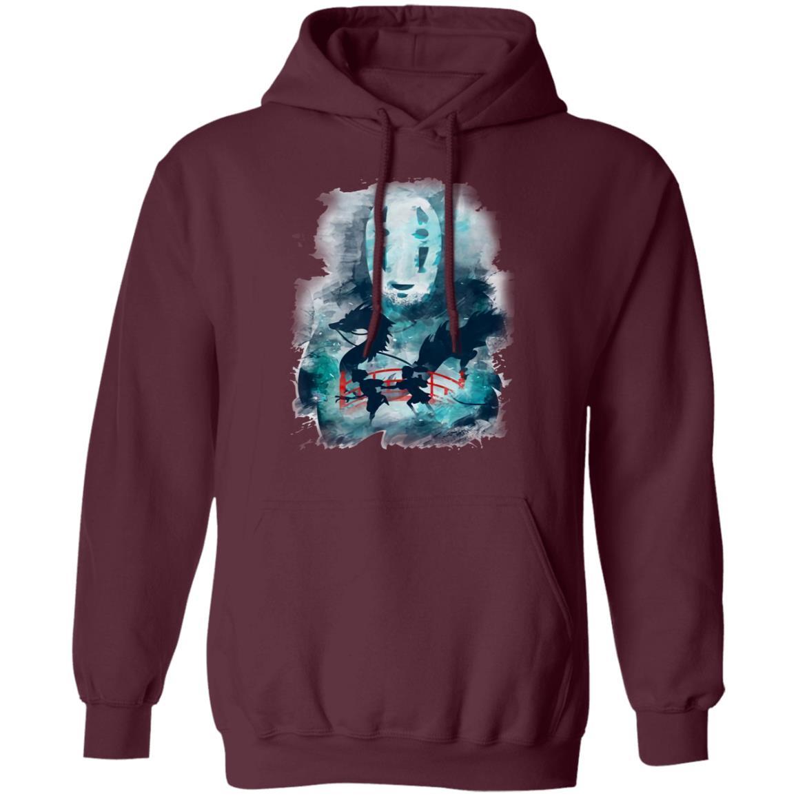 Spirited Away Water Color Hoodie