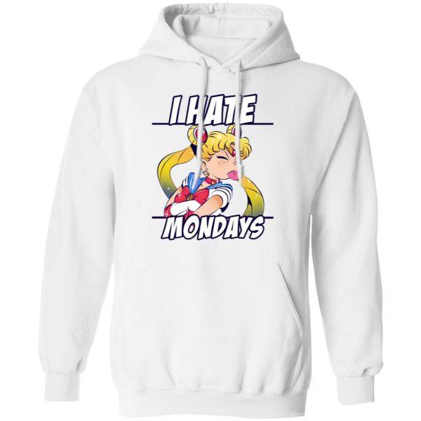 Sailormoon – I Hate Mondays Hoodie