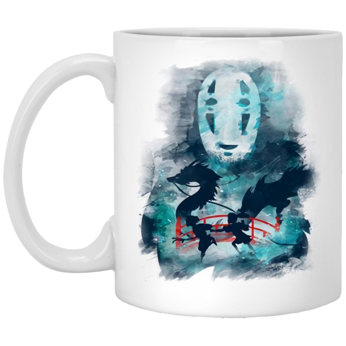Spirited Away Water Color Mug