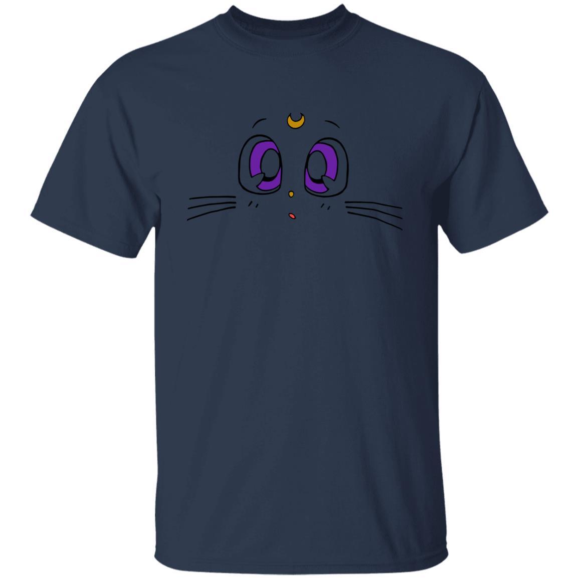 Sailormoon – Luna's Face T Shirt