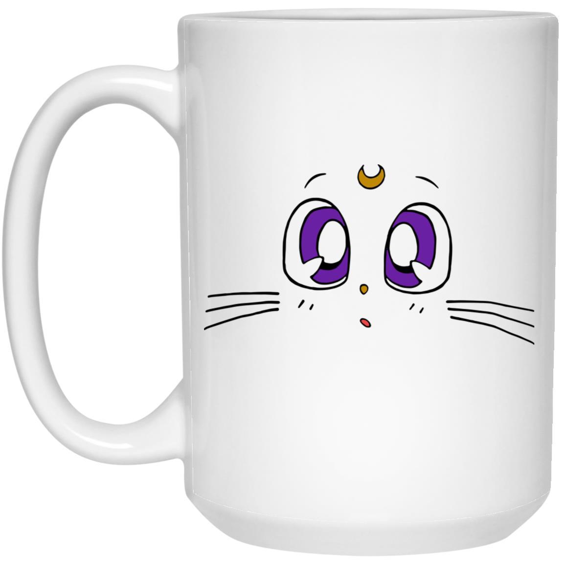 Sailormoon – Luna's Face Mug