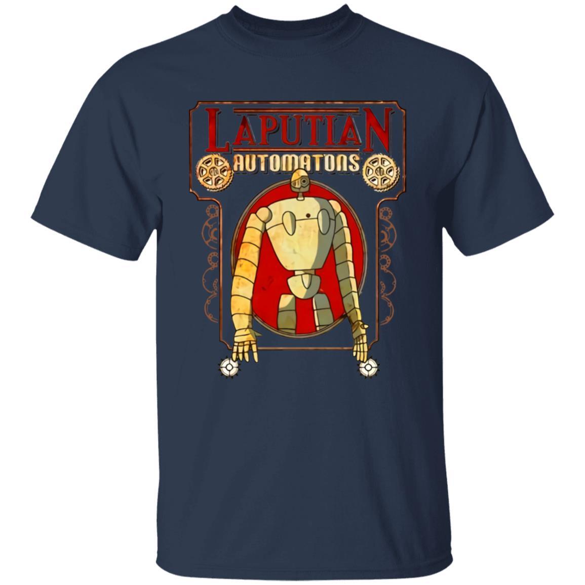 Laputa: Castle in the Sky Robot T Shirt
