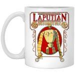Laputa: Castle in the Sky Robot Mug 11Oz