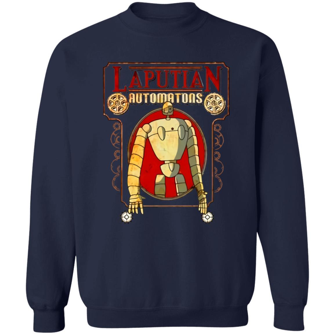 Laputa: Castle in the Sky Robot Sweatshirt