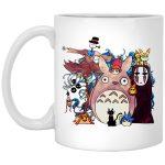 Studio Ghibli Characters Kid Mug 11Oz