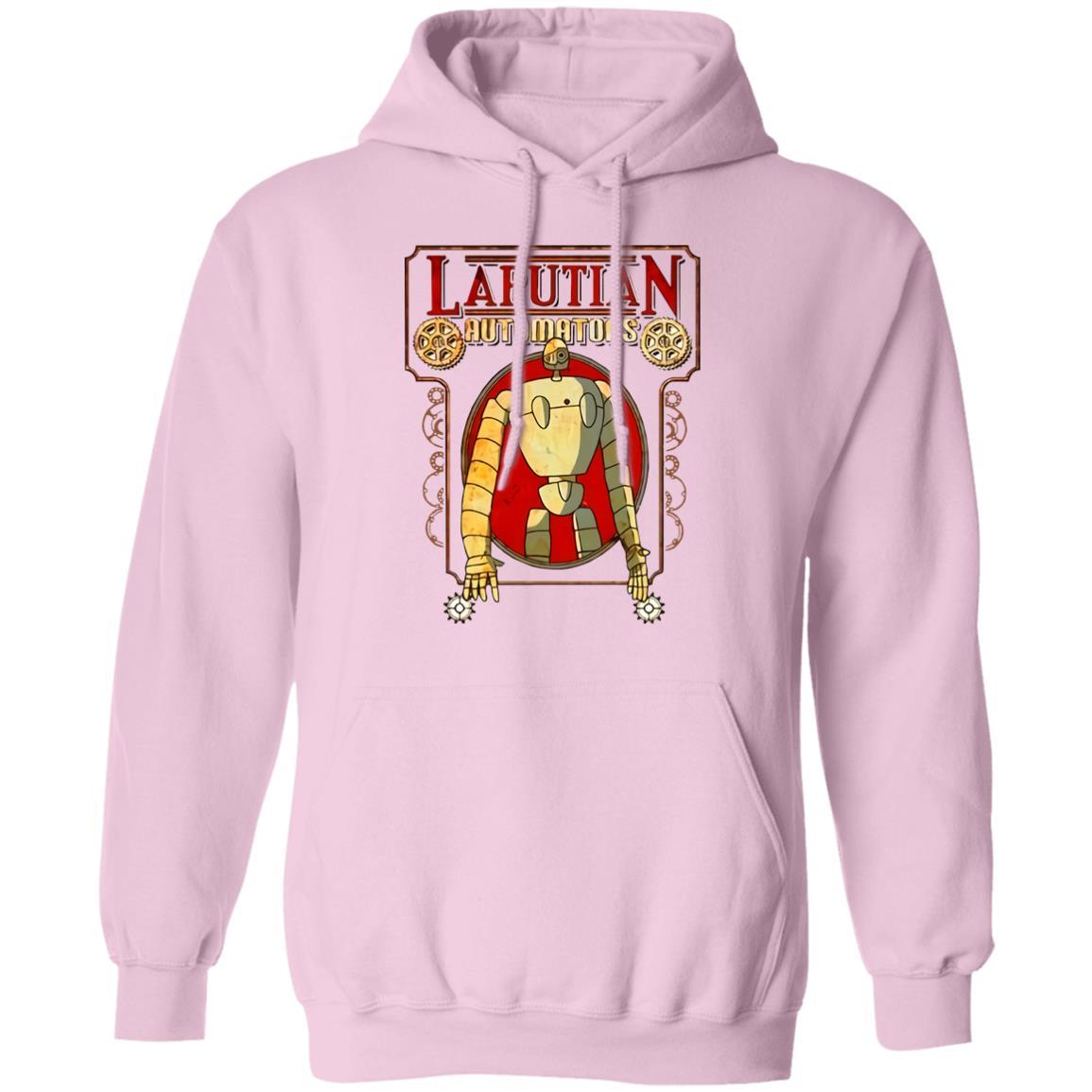 Laputa: Castle in the Sky Robot Hoodie