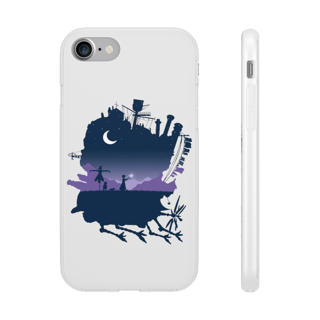 Howl's Moving Castle Midnight iPhone Cases