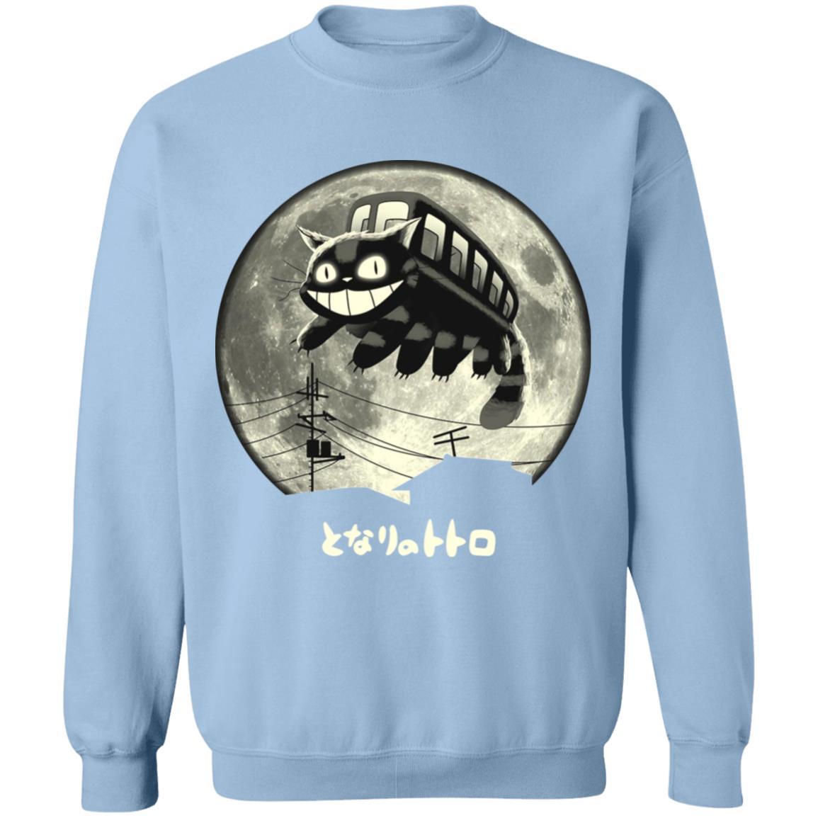 Cat Bus in The Sky Sweatshirt