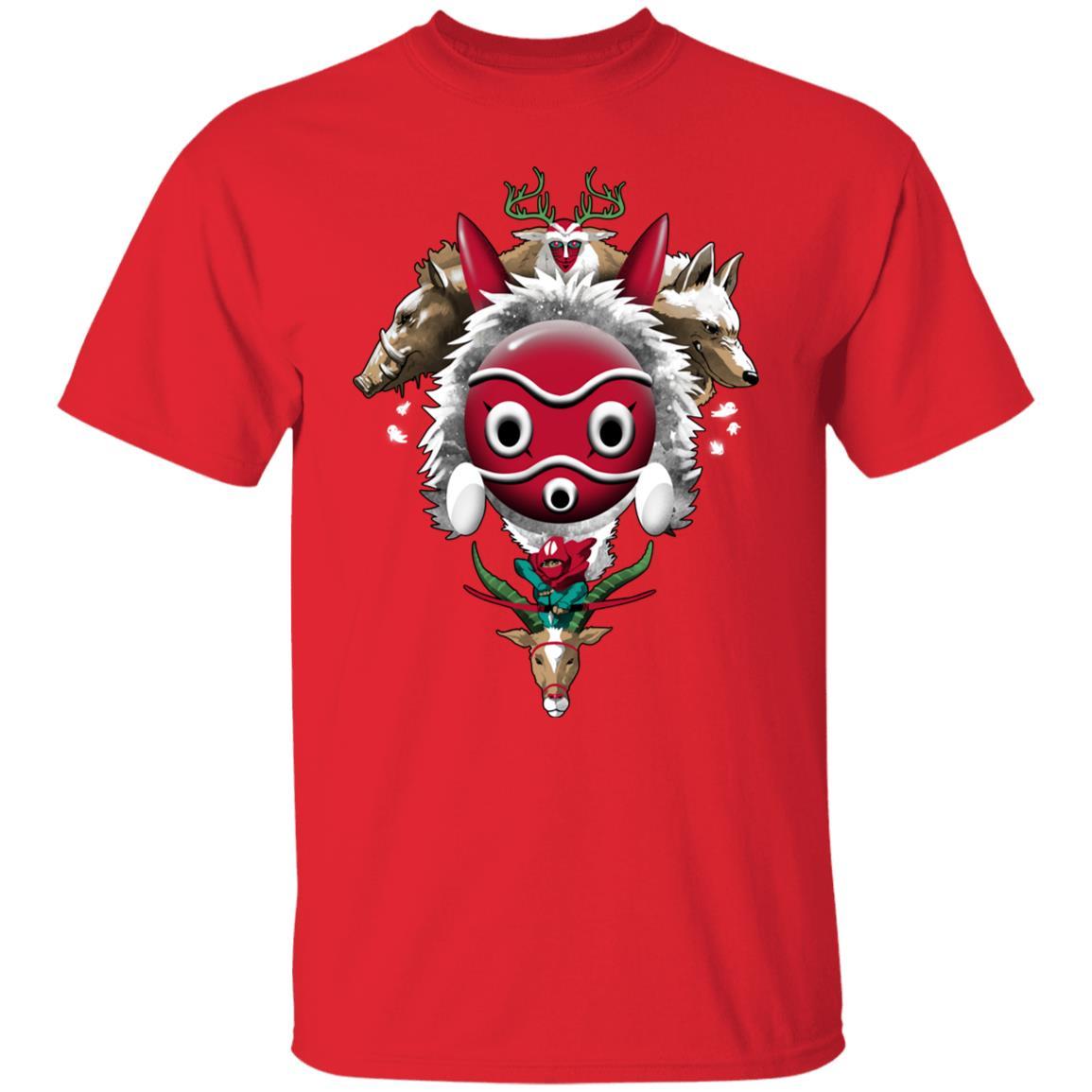 Princess Mononoke – The Forest Protectors T Shirt