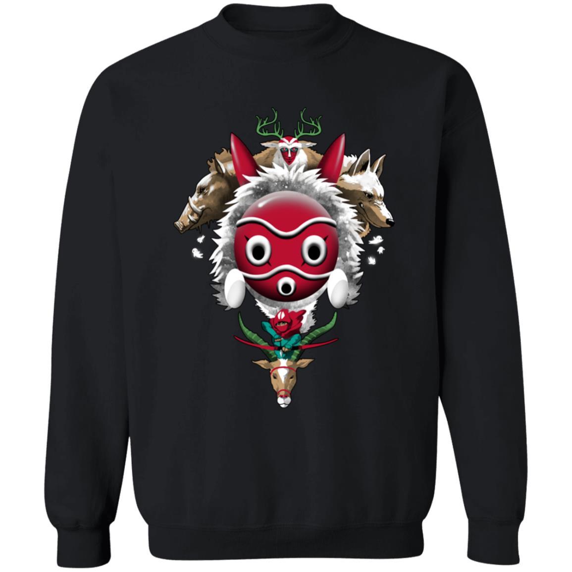 Princess Mononoke – The Forest Protectors Sweatshirt