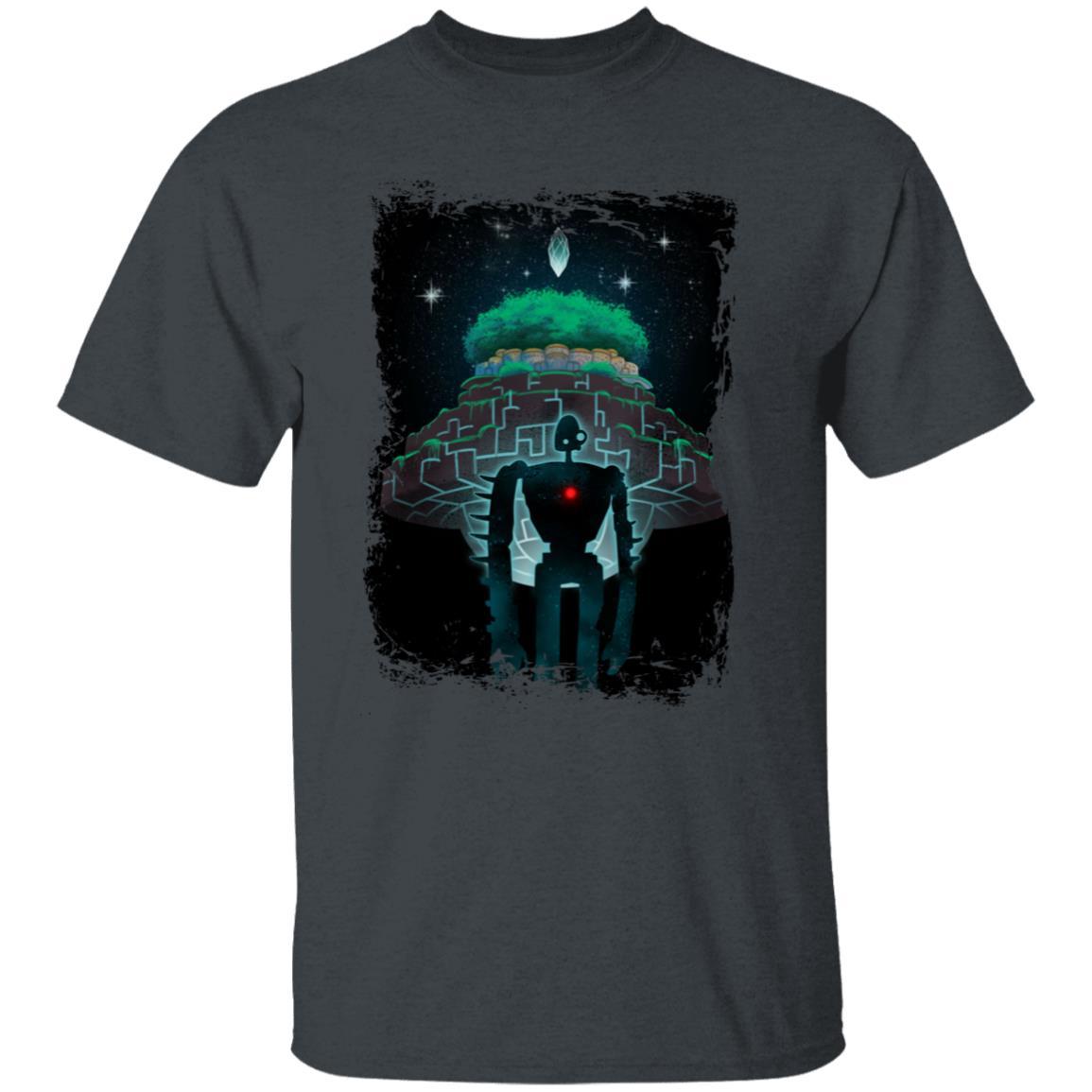 Laputa: Castle in The Sky Nigh Time T Shirt