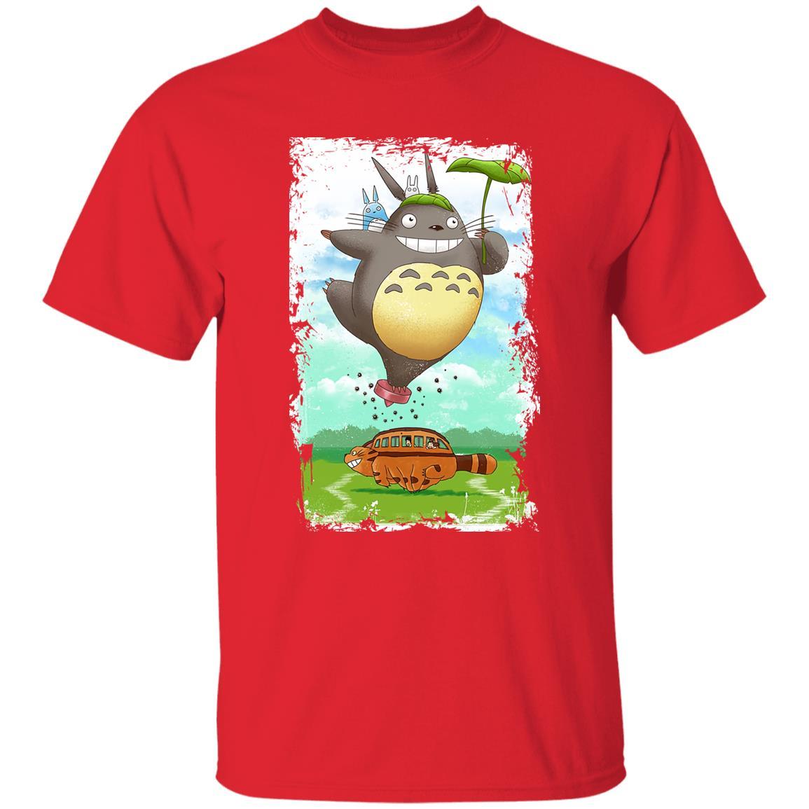 Totoro the Funny Neighbor T Shirt