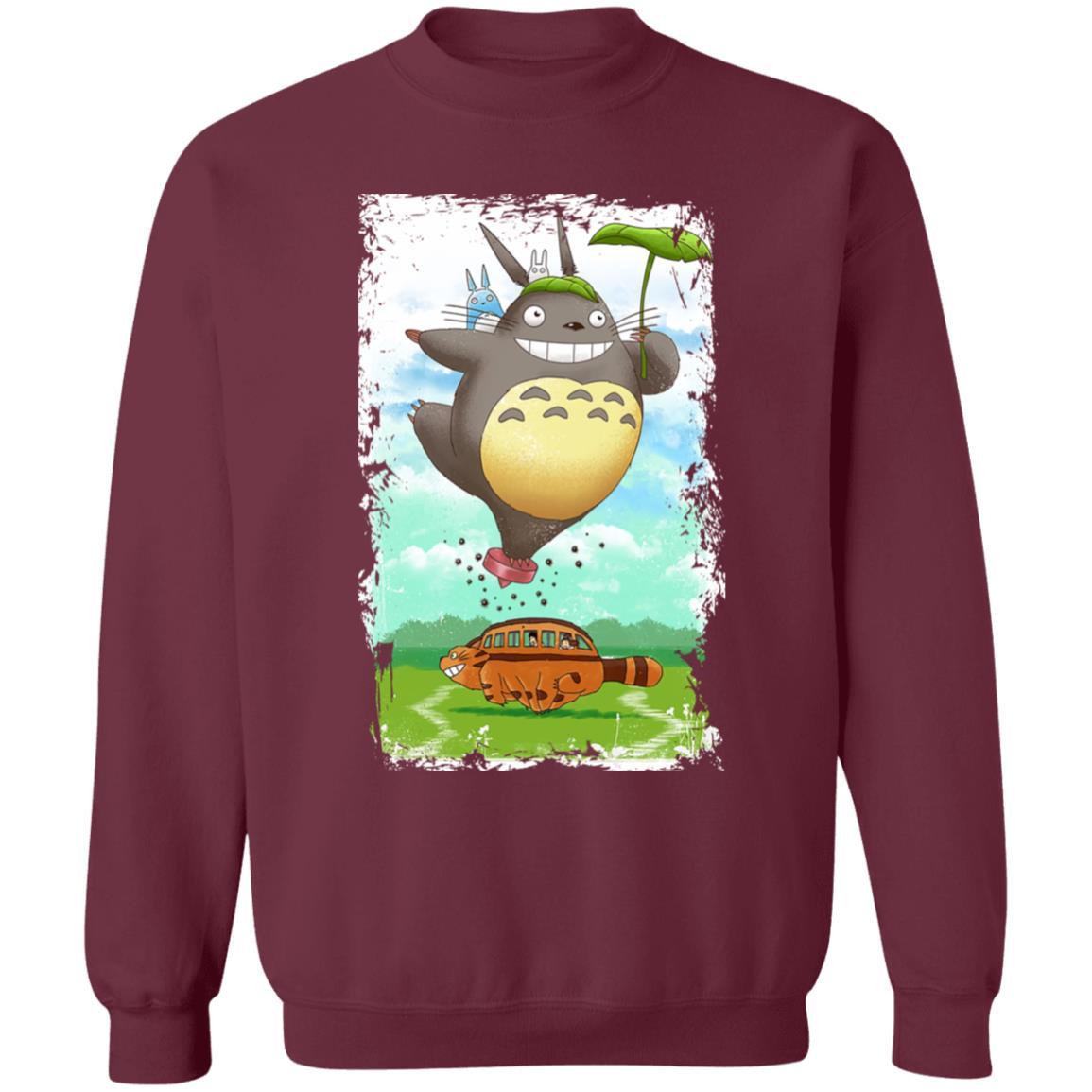 Totoro the Funny Neighbor Sweatshirt