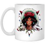 Mononoke: The Wolf Princess Mug 11Oz