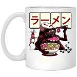 Spirited Away Kaonashi Ramen Mug 11Oz