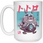 Totoro Bot Mug 15Oz