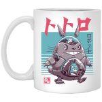 Totoro Bot Mug 11Oz