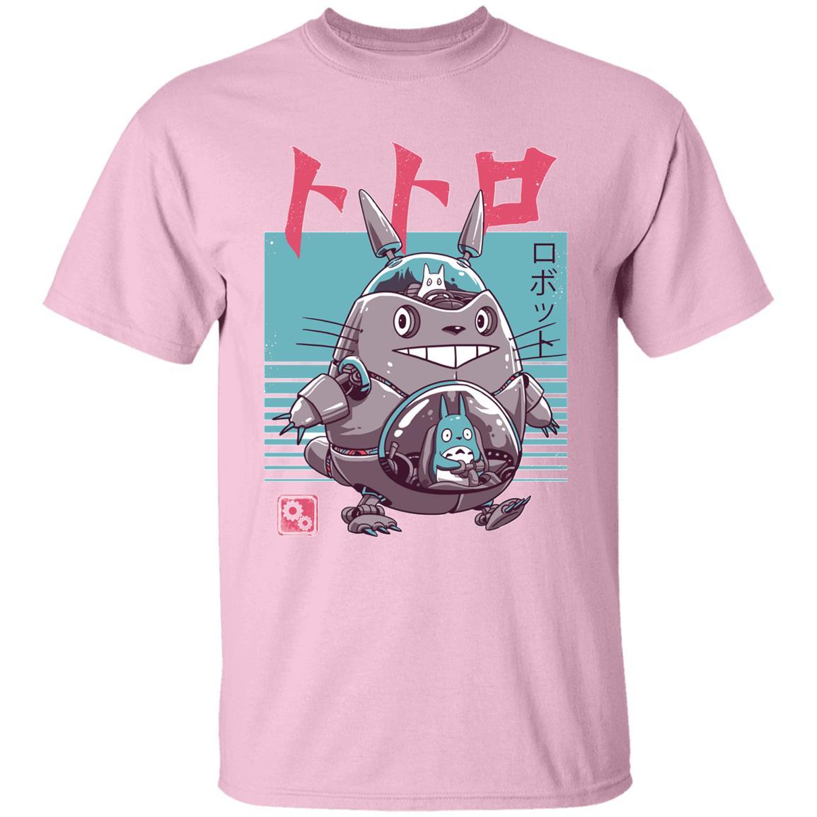 Totoro Bot T Shirt