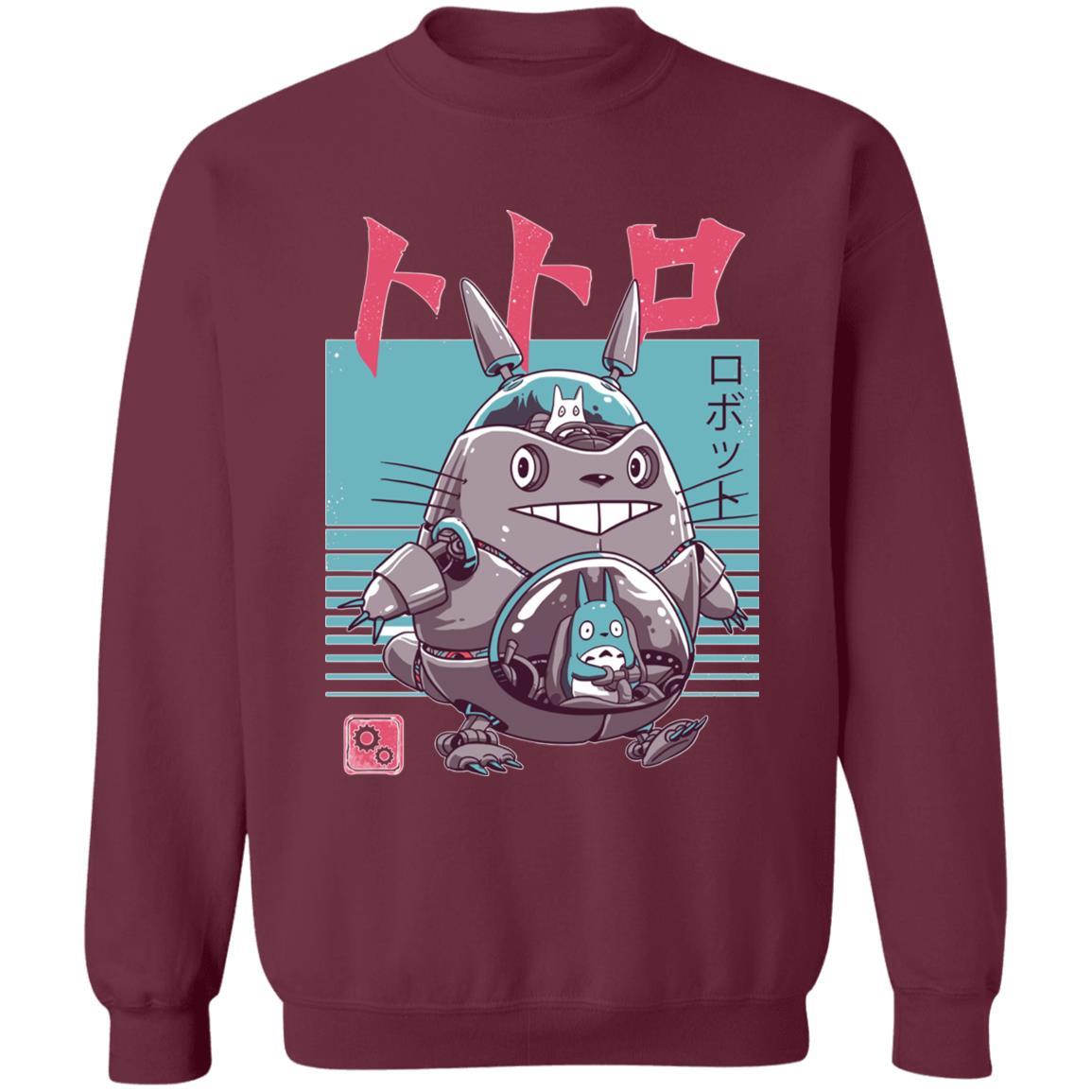 Totoro Bot Sweatshirt