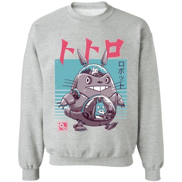 Totoro Bot Hoodie