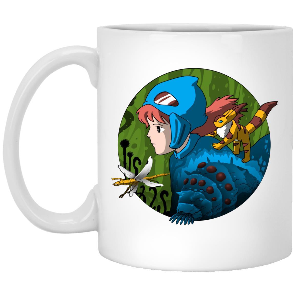 Nausicaa of the Valley Of The Wind Mug