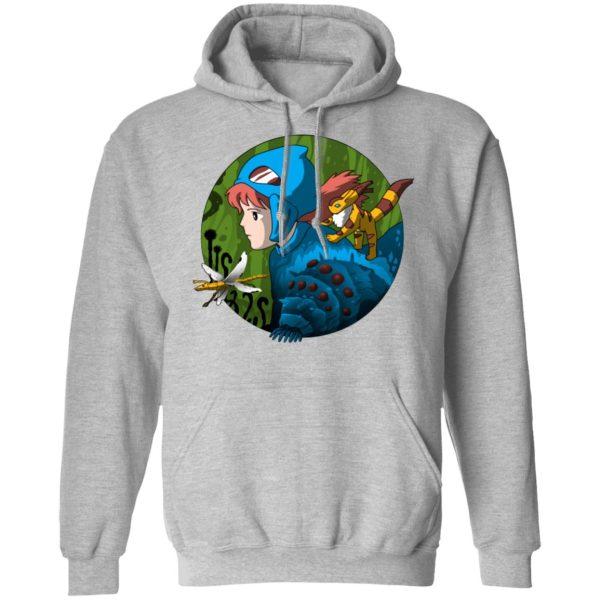 Nausicaa of the Valley Of The Wind Sweatshirt