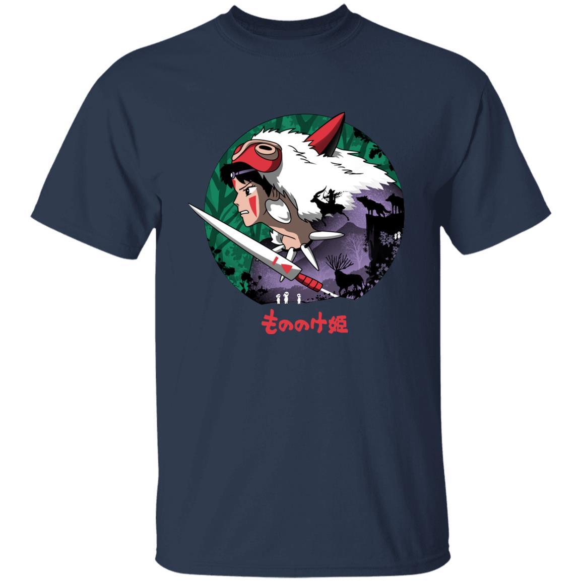 Princess Mononoke's Journey T Shirt
