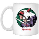 Princess Mononoke's Journey Mug 11Oz