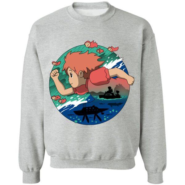 Ponyo's Journey T Shirt
