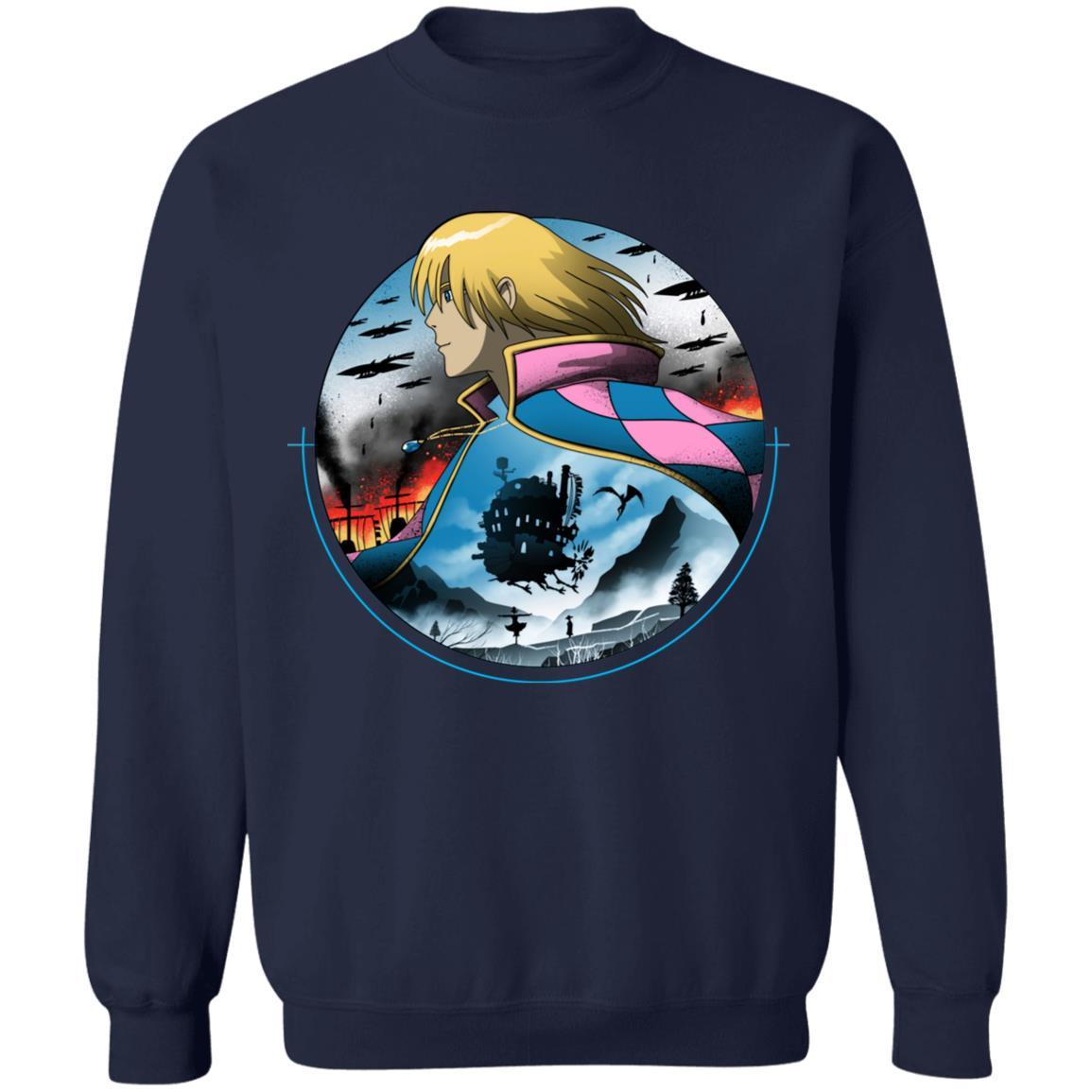 Howl's Moving Castle – The Journey Sweatshirt