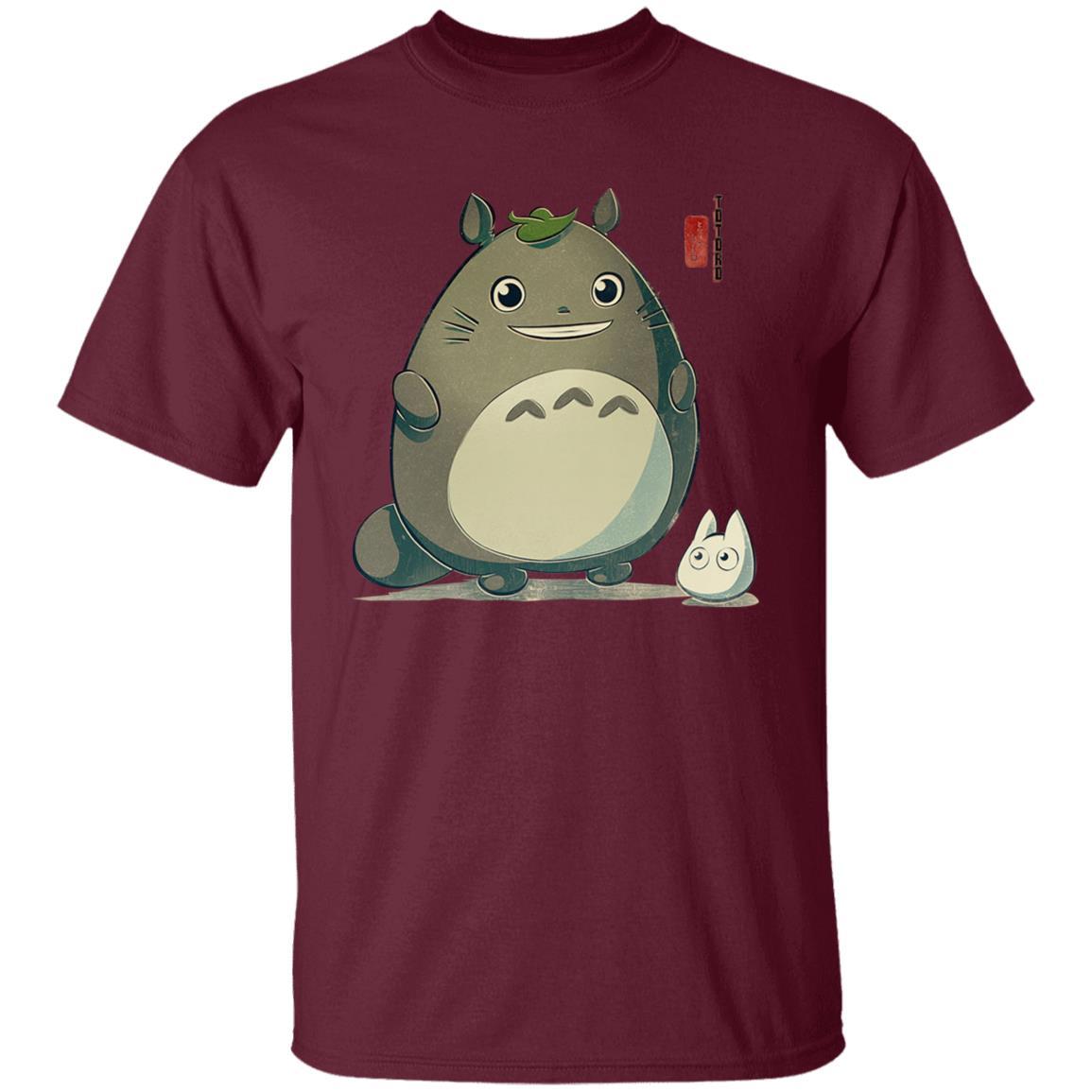 Totoro Cute Chibi T Shirt