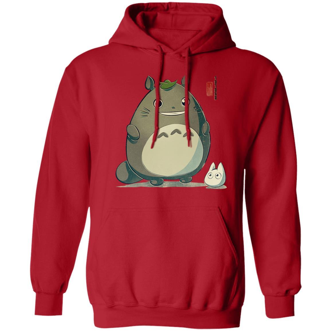 Totoro Cute Chibi Hoodie
