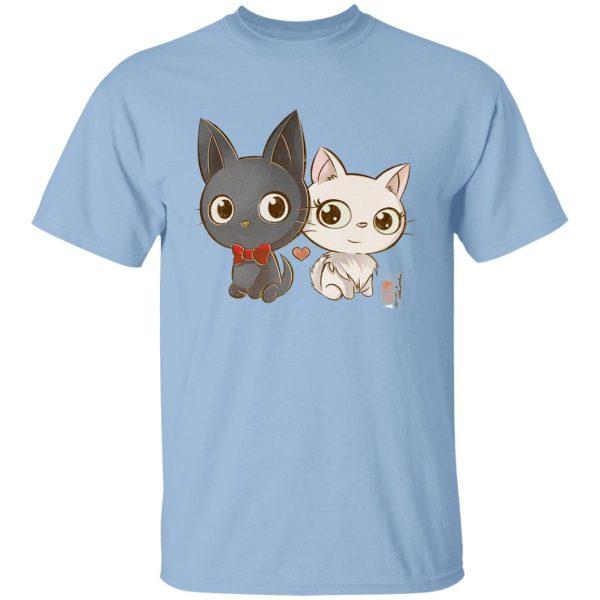 Kiki's Delivery Service – Jiji and Lily Chibi Sweatshirt