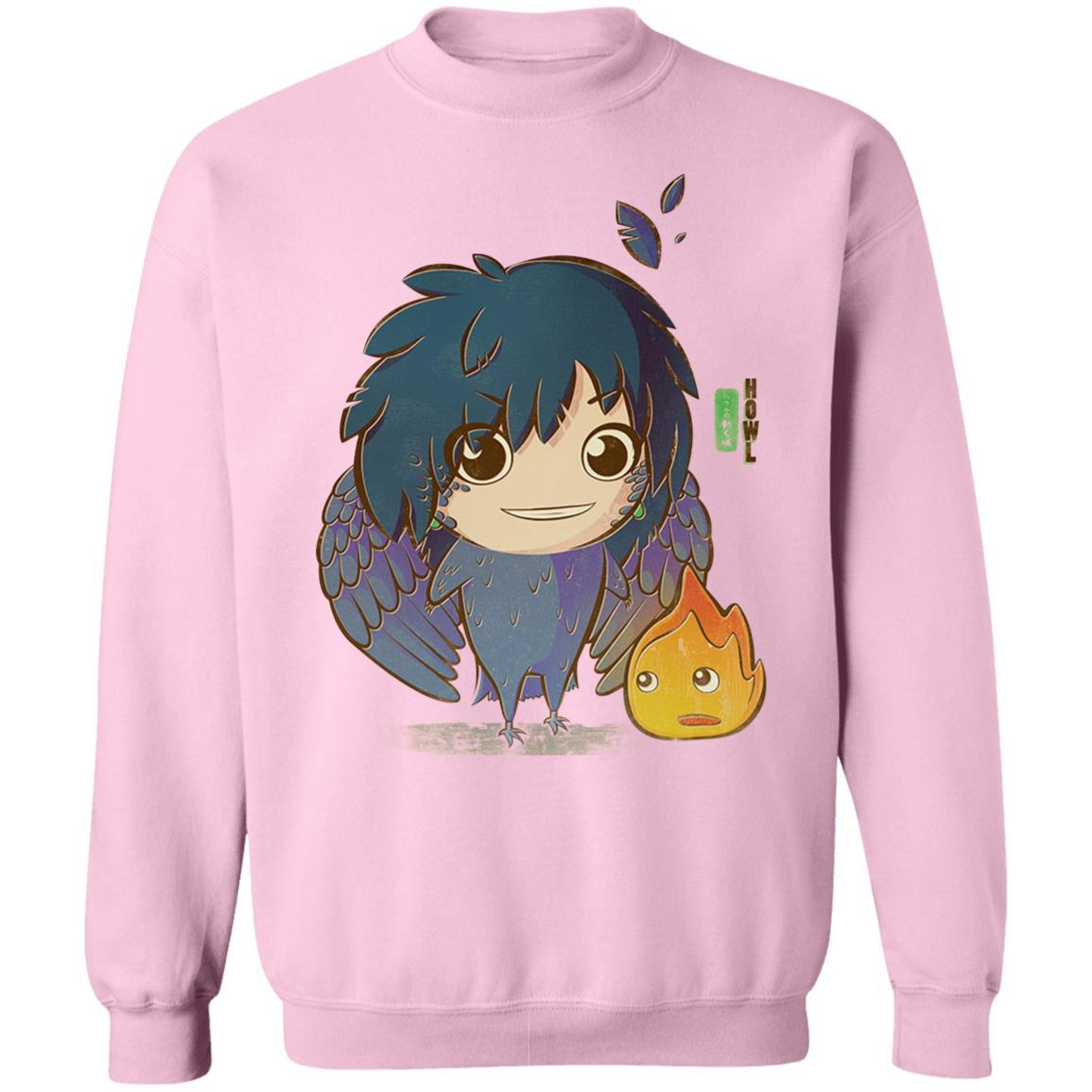 Howl's Moving Castle – Howl Chibi Sweatshirt