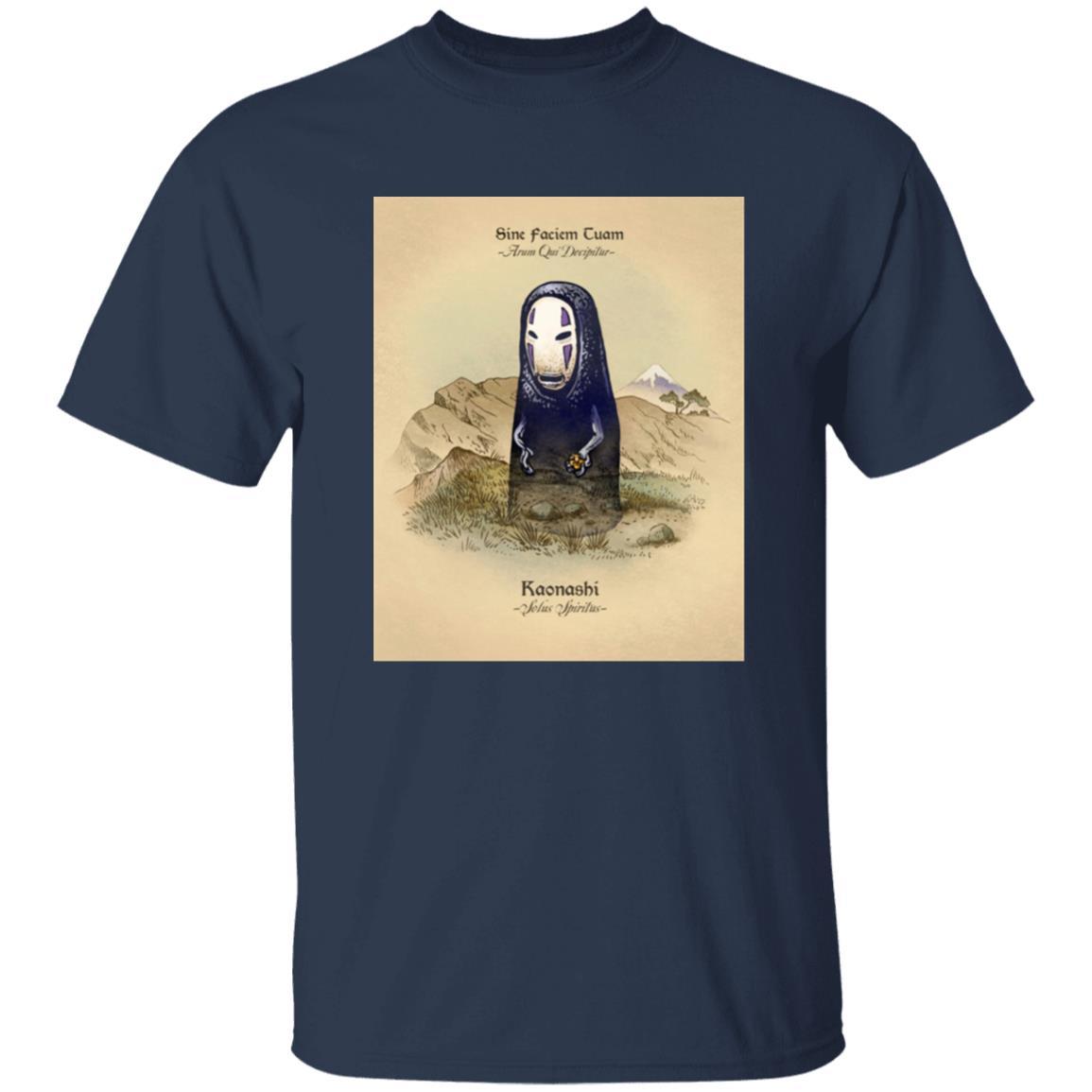 Spirited Away Lonely Kaonashi T Shirt