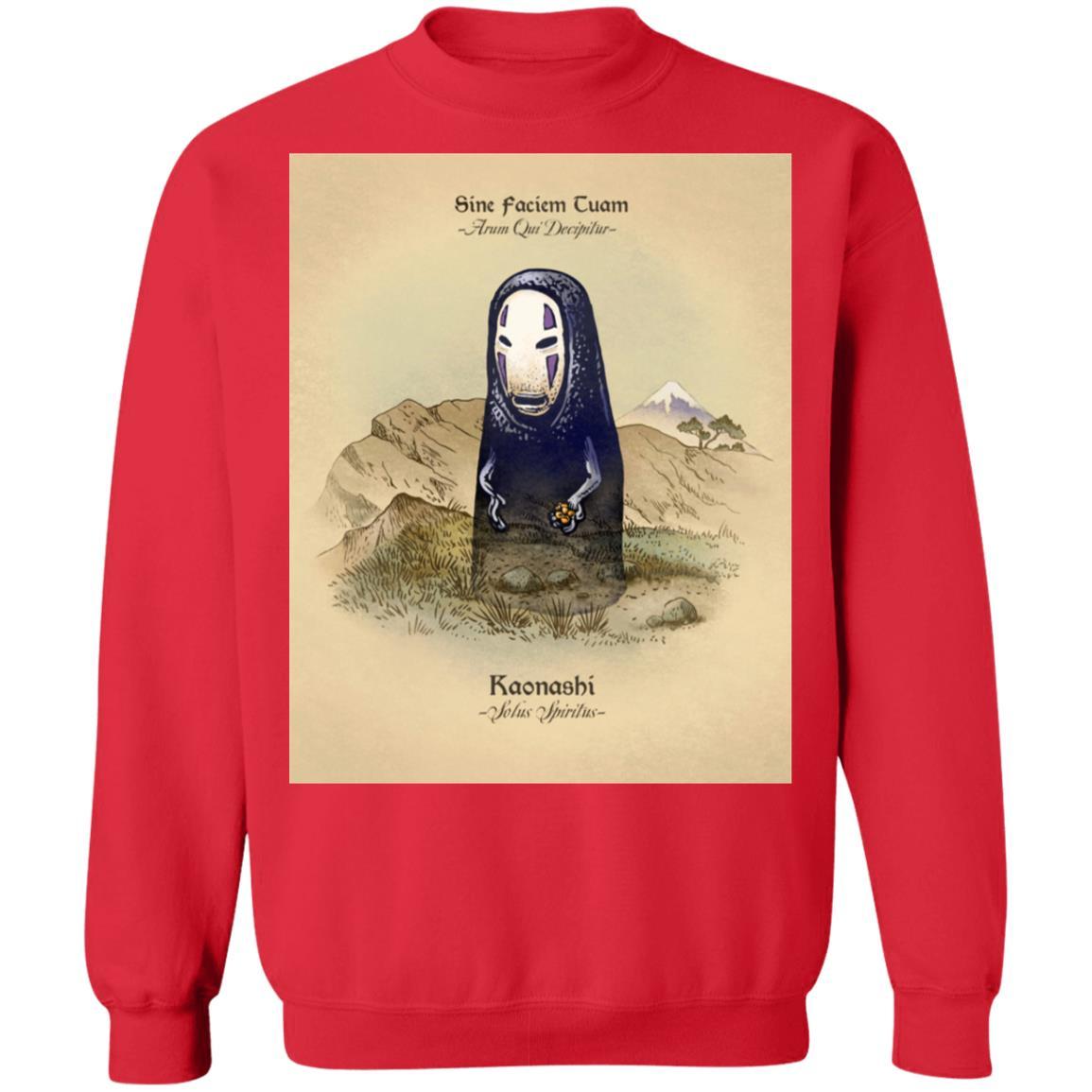 Spirited Away Lonely Kaonashi Sweatshirt