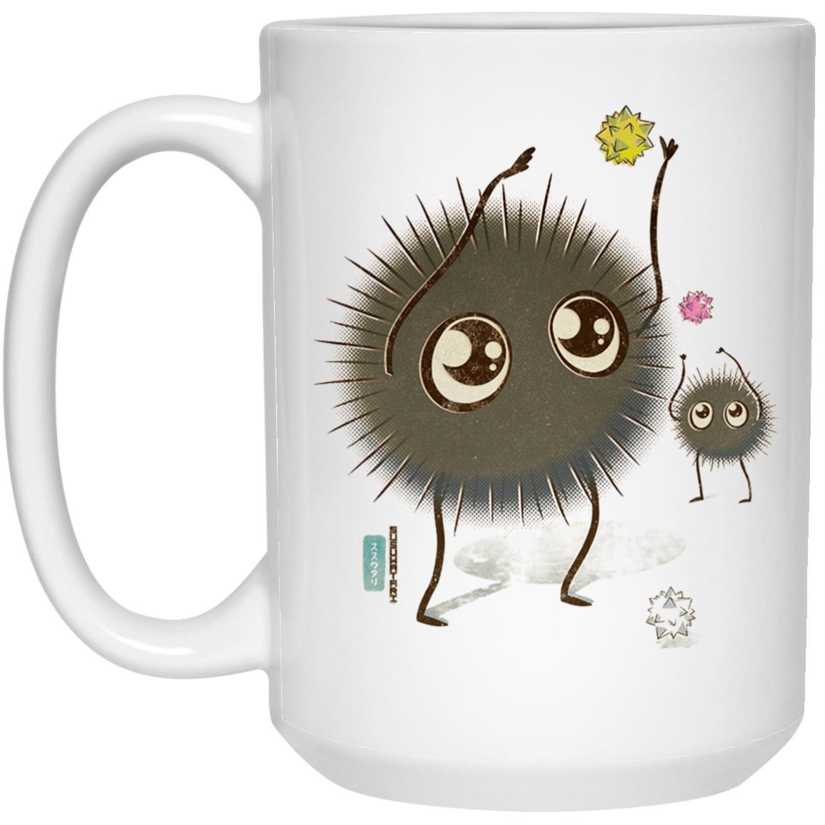 Spirited Away – Soot Spirit Chibi Mug